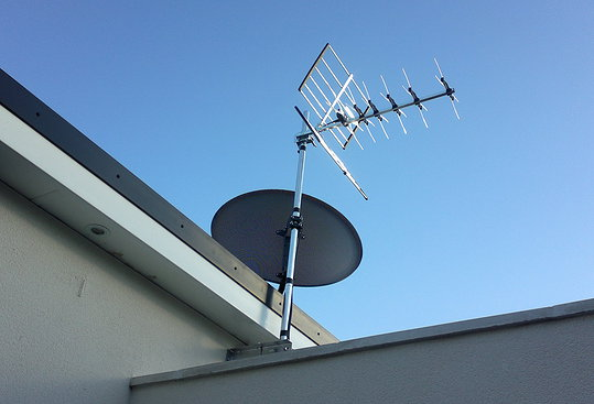 Satellite-Installations-Aerial - Sound & Vision